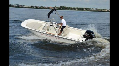 Rental Motorboat Boston Wahler Montauk 17 Venice