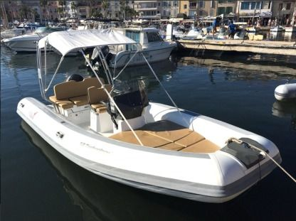 Rental Motorboat Motonautica Mv18 Sanary-sur-Mer