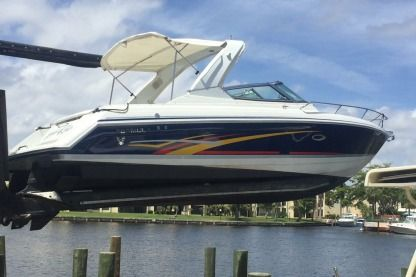 Rental Motorboat Formula 280 Sun Sport Miami Beach