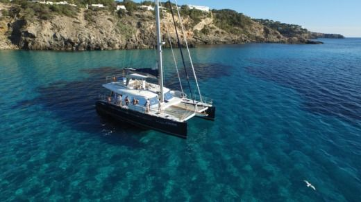 Sunreef 62 a Ibiza da noleggiare