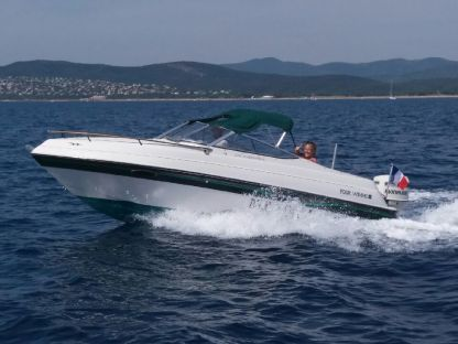 Miete Motorboot Four Winns 205 Sundowner La Ciotat