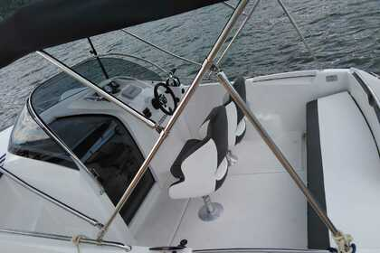 Rental Motorboat Galia 630 Rab