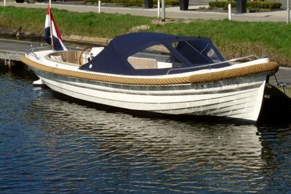 Rental Motorboat Gulden Vlies 680 Kortgene