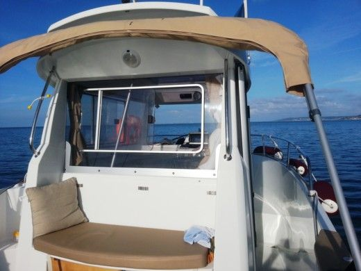 Jeanneau Merry Fisher Marlin 6 in Dives-sur-Mer zwischen Privatpersonen