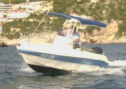 Tancredi Nautica Blue Max 5.70 in Dubrovnik for hire