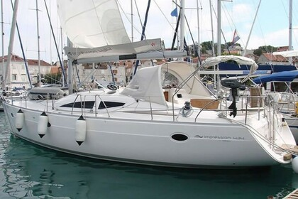 Hire Sailboat ELAN 434 Impression Sukošan