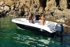 Alquiler Lancha Pacific Craft 670 Open Ibiza