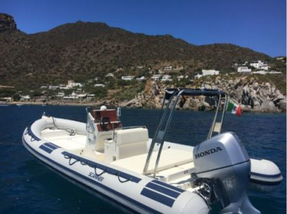 Location Semi-rigide Scanner 8 Mt Panarea