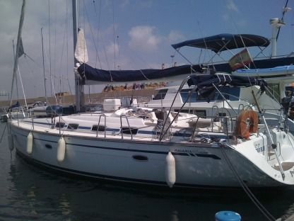 Charter Sailboat Bavaria 46 Valencia