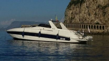 Rental Motorboat Tullio Abbate Exception 42 Reggio Calabria