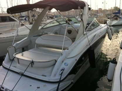 Charter Motorboat Crowline 270 Cr Fornells