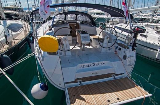 Bavaria 46 Cruiser Adria Myriam in Split