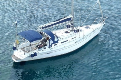 Charter Sailboat JEANNEAU SUN LEGENDE 41 Saint-Brieuc