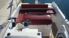 Motorboat Atlantic 730 Sun Cruiser for hire