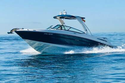 Rental Motorboat Sea Ray 250 Slx Calvià