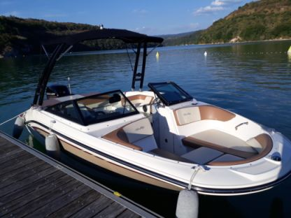 Charter Motorboat Sea Ray 190 Spx Ob La Tour-du-Meix
