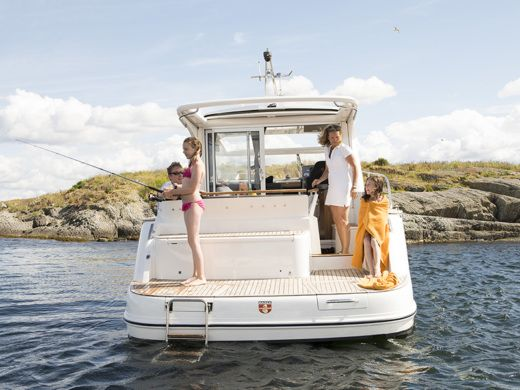 Motorboat Marex Marex 375 for hire