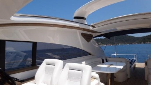 PRINCESS V65 in Cannes for hire