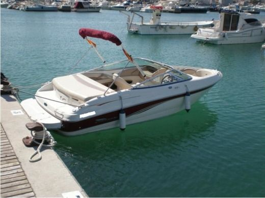 Chaparral 190 Ssi in Sant Antoni de Portmany for hire