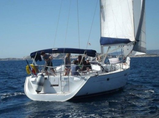 Sailboat BENETEAU Oceanis 473 for hire