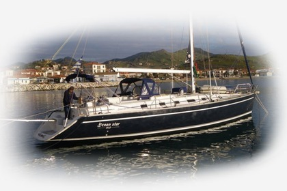 Hire Sailboat OCEAN STAR 51.2 Lesvos