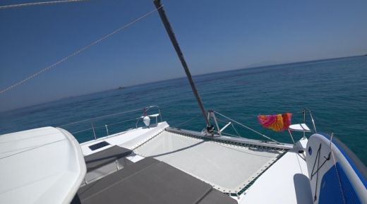 Catamarano Robertson And Caine Leopard 40