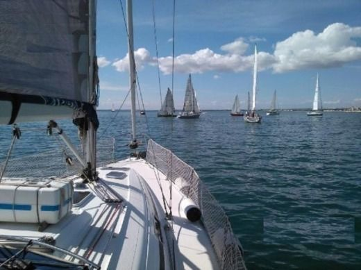 Charter sailboat in Manfredonia FG peer-to-peer