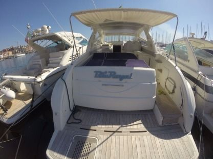 Charter Motorboat Airon Marine 43 Ht Naples
