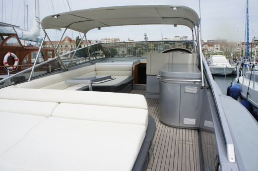 Motorboat SOLARE BLADE MARINE 50 for hire