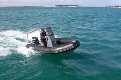 Rental RIB Bombard 500 Fort-de-France Bay