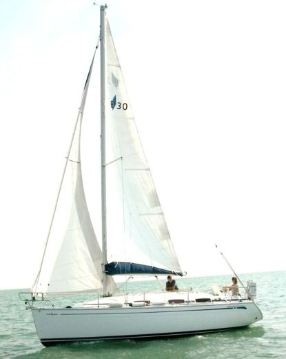 Charter sailboat in La Rochelle peer-to-peer