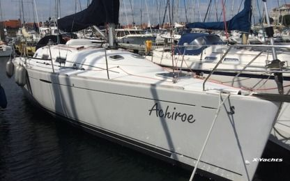 Charter Sailboat Beneteau 36.7 Cork