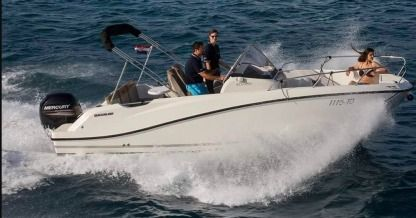 Charter Motorboat Quicksilver Quicksilver 675 Activ Open Trogir