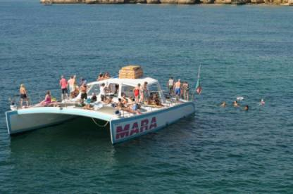 Location Catamaran Tournier Marine Freydis 49 Albufeira