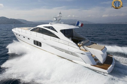 Location Yacht Fairline Targa 64 Cannes