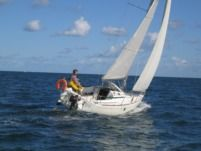 Sailboat Beneteau First 211 for hire
