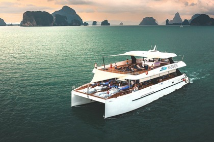 Hire Motorboat Andaman Passion Phuket