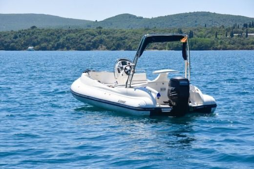 RIB Scanner Envy 630 for hire