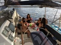 Lagoon 380 in Long Beach for hire