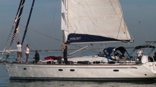 Bavaria Yachts 50 Cruiser in La Rochelle for hire