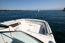 Motorboat Searay 270 Sundeck for hire
