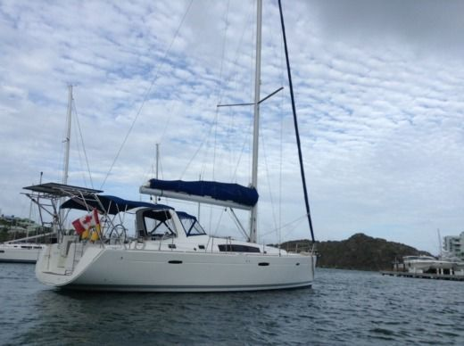 BENETEAU Oceanis 50 Family in Saint-Martin for hire