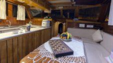 Sailboat Traditional Gulet Tifil for rental