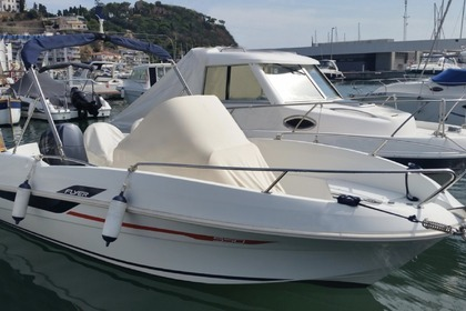 Rental Motorboat BENETEAU Flyer 550 Open S2 Calafell