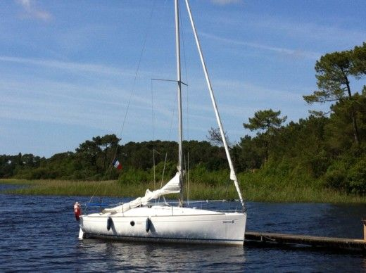 Sailboat Beneteau First 210 Spirit for hire