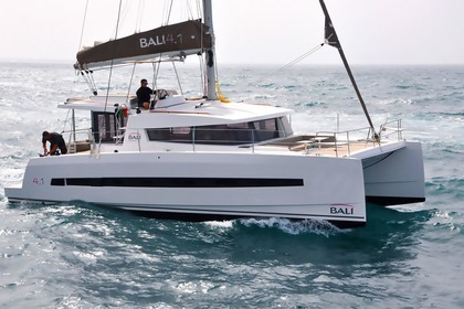 Czarter Katamaran BALI - CATANA 4.1 Owner Version Ajaccio
