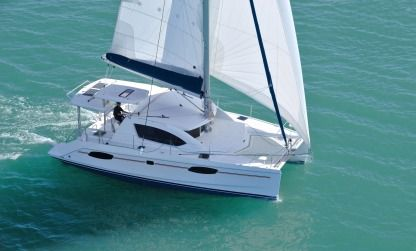 Location Catamaran Leopard 39 Saint-Raphaël