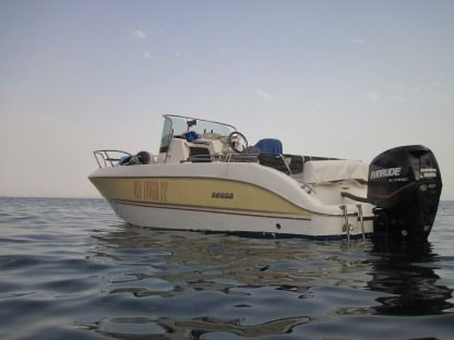 Rental Motorboat Sessa Key Largo 22 Cagliari
