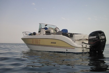 Hire Motorboat Sessa Key largo 22 Cagliari