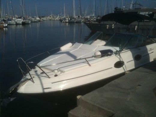 Lancha SEA RAY SUNDENCER 255 entre particulares
